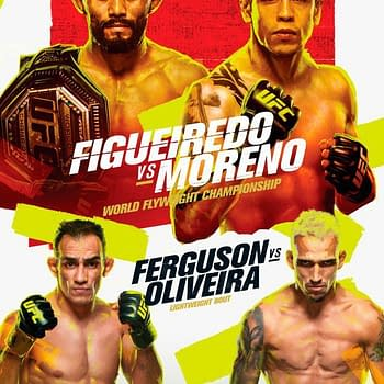 UFC 256 Preview: Can Deiveson Figueiredo Make The Leap