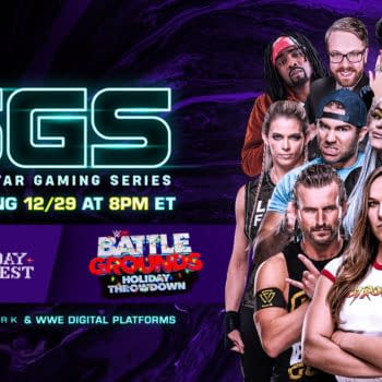 WWE Reveals They're Launching The Superstar Gaming Series