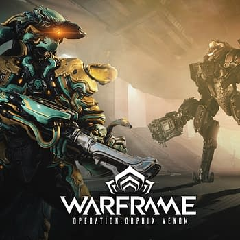 Warframes All-Mech Event Is Currently Live On PC