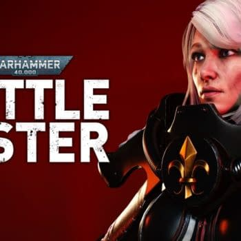 Warhammer 40,000: Battle Sister Stumbles Into VR