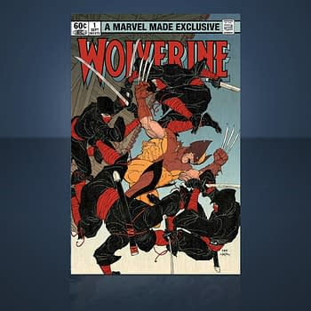 The cover to a brand new Wolverine comic by Chris Claremont, $200 cheap!