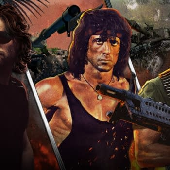 Rambo, Snake & Colonel James Braddock Come To World Of Tanks