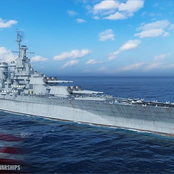 World Of Warships Receives A 2020 Holiday Update
