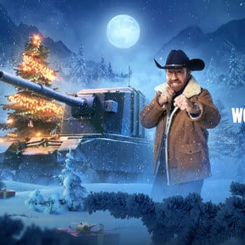 World Of Tanks Gets Holiday Content With... Chuck Norris?