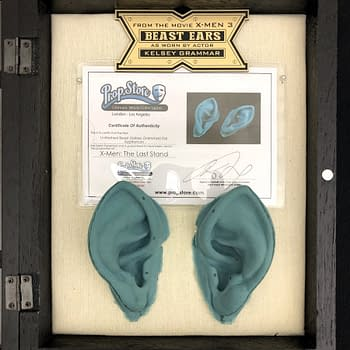 You Can Own A Pair Of The Beasts Ears From X3: The Last Stand