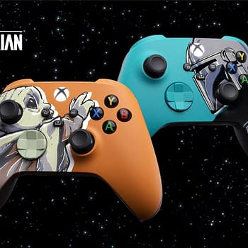 Xbox Unveils Two Mandalorian-Inspired Game Controllers