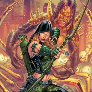 Robyn Hood & Tarot Card Game Lead Zenescope March 2021 Solicits