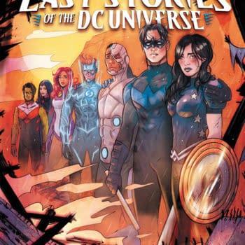 Sneak Peek At The Last Stories Of The DC Universe - Death Metal