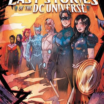 All The Titans in The Last Stories Of The DC Universe &#8211 Death Metal