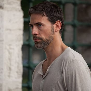 Superman &#038 Lois Casts Tyrant Star Adam Rayner as Morgan Edge