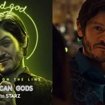 American Gods Season 3: Iwan Rheons Liam Doyle Is No Mad Sweeney