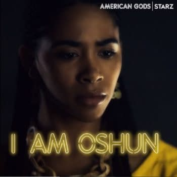 American Gods released a new teaser for Season 3. (Image: STARZ screencap)