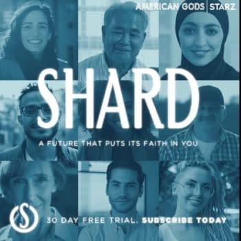 American Gods previewed something called... Shard? (Image: STARZ screencap)
