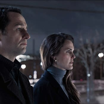 The Americans: Matthew Rhys Keri Russell Developing FX Sci-Fi Series
