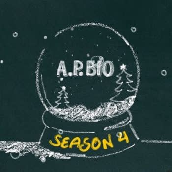 A.P. Bio will be back for a fourth season on Peacock. (Image: Peacock screencap)