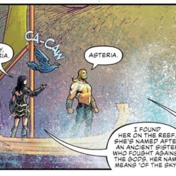 Speculator Corner: First Appearance of Wonder Woman 1984's Asteria?