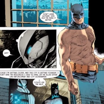 Batman Gets A New Partner In March 2021 (Spoilers)
