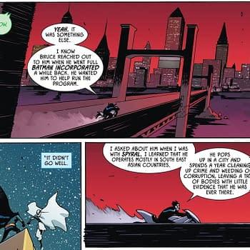 Batman Inc Happened Again - Even If Ghost-Maker Didn't (Batman #104)