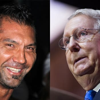 Dave Bautista Shoots on Mitch McConnell: A Foul Human Being