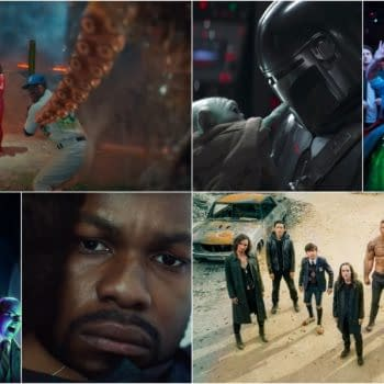 """Bleeding Cool TV has released its Top 10 of 2020, along with our """"Honorable Mentions."""" (Images: FX/Neflix/BBC/Prime Video/TWDC)"""