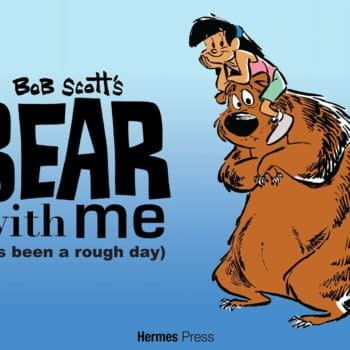 Bob Scott's Bear With Me, Not Announced By Pixar – Yet