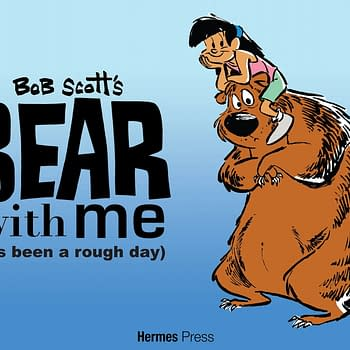 Bob Scotts Bear With Me Not Announced By Pixar &#8211 Yet