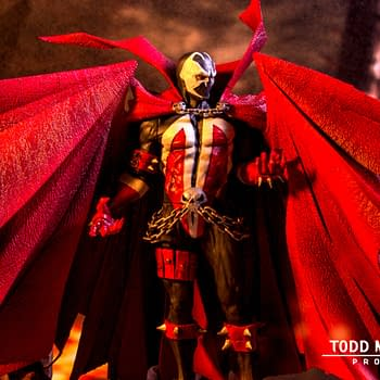 Spawn Figure Gets Chain and Shipping Update From McFarlane Toys