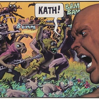Richard Corben Has Died Aged 80. Rest In Peace.