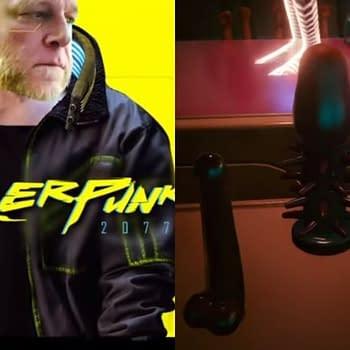 G4 Returns: Adam Sessler Talks Cyberpunk 2077 Bugs Glitches &#038 Dildos