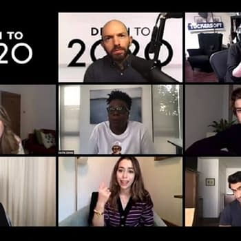 Death to 2020 Cast Wants You to Know That the Year Wasnt All Bad