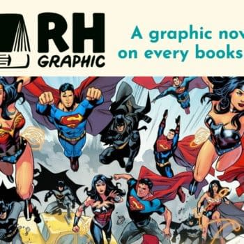Random House To Publish Original DC Graphic Novels?