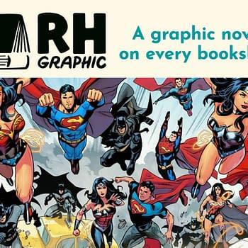 Gossip: Random House To Publish Original DC Comics Graphic Novels