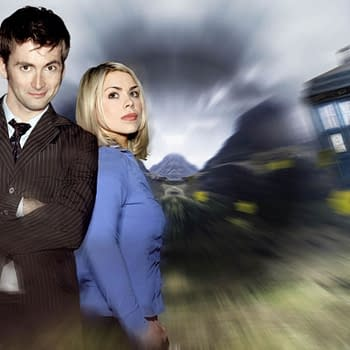 Doctor Who Offers Look at How Series 2 Brought the Show to New Heights