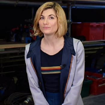 Doctor Who: Jodie Whittaker Vid Post Sends Love and Luck for 2021
