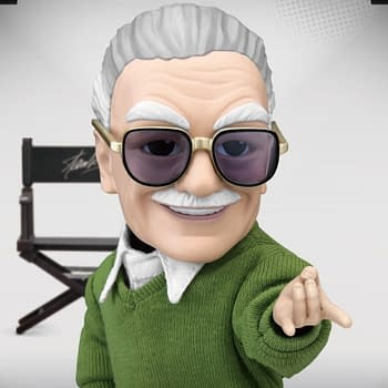 Stan Lee Joins Beast Kingdom With New EAA Figure