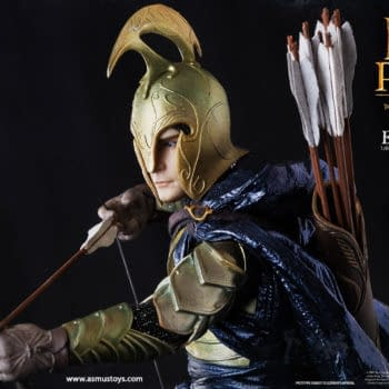 Lord of the Rings Eleven Archer Takes Aim With Asmus Toys