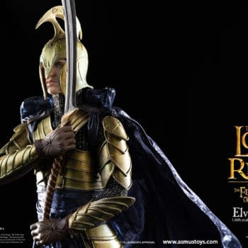 Lord of the Rings Elven Warriors Arrive at Asmus Toys