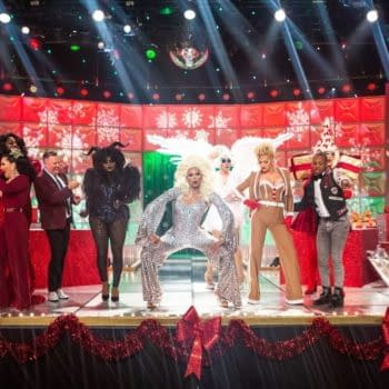 Drag Race Holi-slay Spectacular Holiday Special RuWatch (Image: VH1)