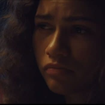 Euphoria takes viewers behind the scenes of Part 1 (Image: HBO screencap)