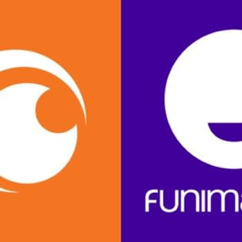 Sony's Funimation is finalizing the purchase of Crunchyroll (Images: Funimation/Crunchyroll)