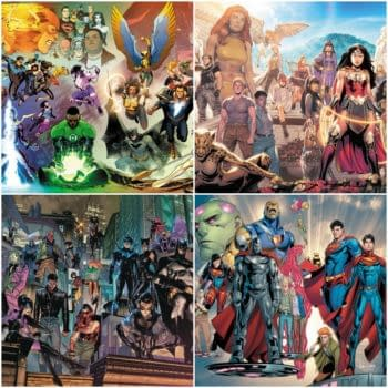 """Now DC Comics Tweets Out """"DC Infinite"""" Variant Covers For March 2021"""
