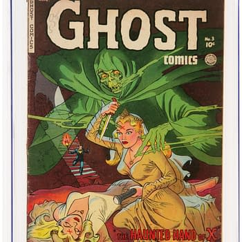 """Very Objectionable: Supernatural & """"Sexy Implications"""" of Ghost Comics"""