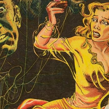 Very Objectionable: Supernatural &#038 Sexy Implications of Ghost Comics