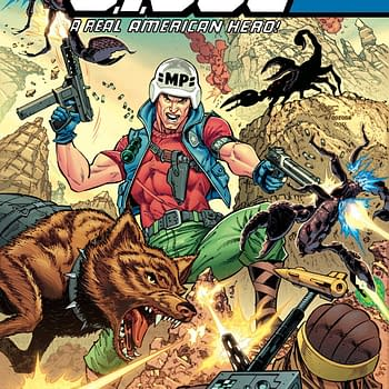 G.I. Joe: A Real American Hero #277 Review: No Ordinary Joe