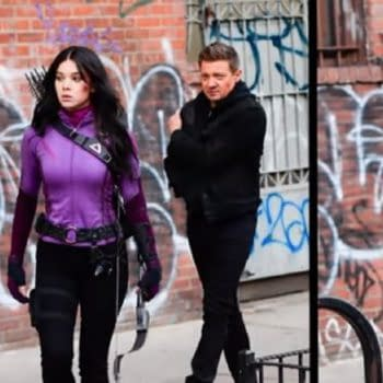 Hawkeye star Hailee Steinfeld discussed her upcoming role (Image: ET screencap)