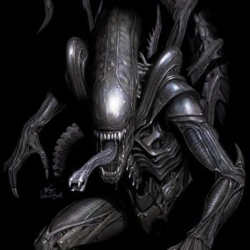 Alien #1 by from Marvel in March