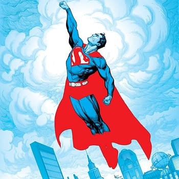 Yet Another DC Comics Anthology Superman: Red &#038 Blue For March 2021