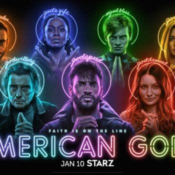 American Gods Season 3 Trailer: Shadow Moon Can't Outrun His Destiny (Image: STARZ)