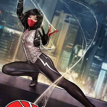 Silk #1 From Marvel In March &#8211 Off The MIA List
