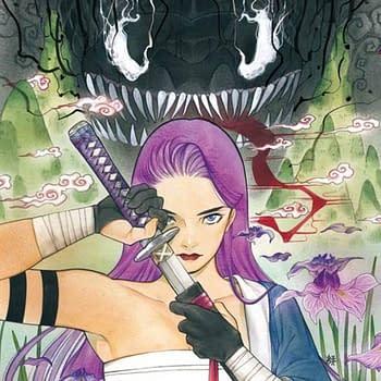 Peach Momoko Begins Momoko-Verse Writes And Draws X-Men: Demon Days